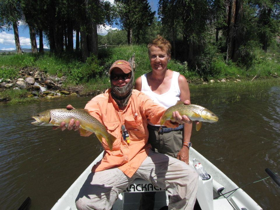 Upper north platte river drift for Miracle mile fishing report
