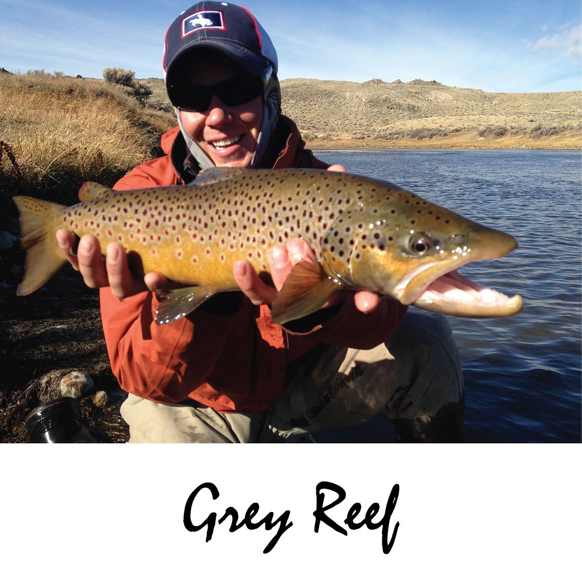Grey Reef Fly Fishing