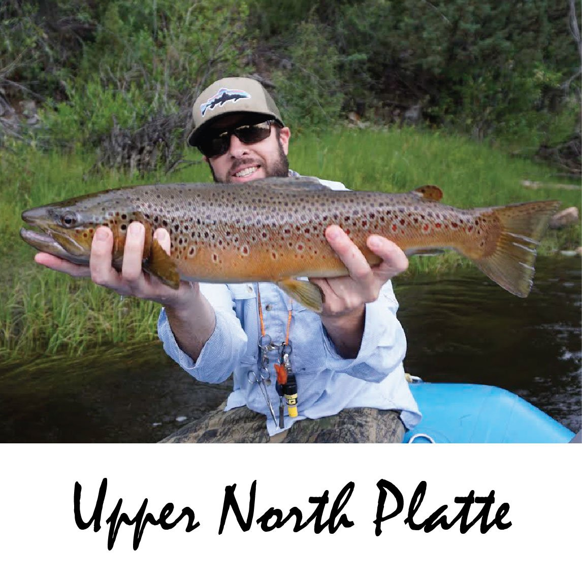 Upper North Platte Fly Fishing